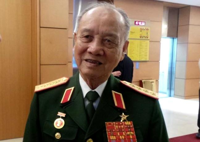 Đại tướng Phạm Văn Trà khuyến cáo cần bình tĩnh, tỉnh táo để đối phó tốt nhất với các diễn biến trên biển.