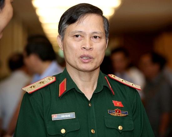 Trung tướng Trần Văn Độ: Quốc hội ban hành được nhiều luật tốt nhưng cơ quan chấp hành không triển khai thực hiện tốt được luật đó. Đó là thiếu sót lớn.