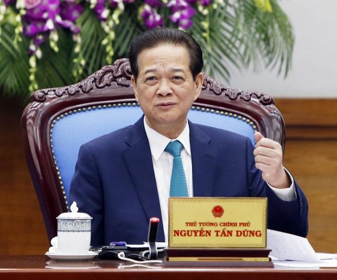 Tính tới ngày hôm nay, ông Nguyễn Tấn Dũng đã 3 lần được bầu với tổng cộng 9 năm 10 tháng trên cương vị Thủ tướng Chính phủ.