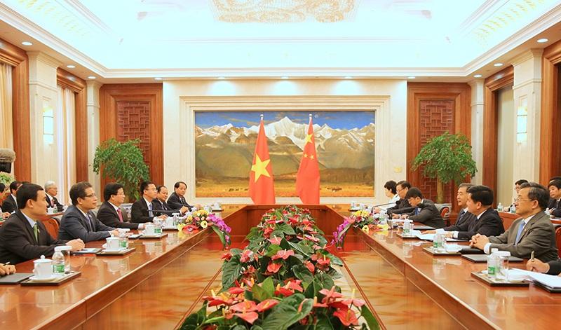 Phó Thủ tướng Việt – Trung: Thực hiện nghiêm nhận thức chung vấn đề trên biển - 2