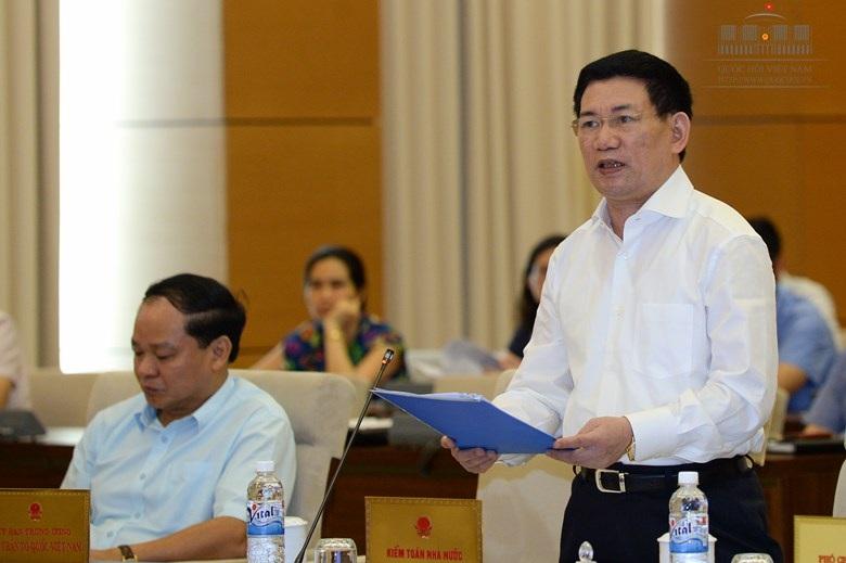 Tổng Kiểm toán Nhà nước Hồ Đức Phớc tiếp tục cảnh báo nợ công tăng nhanh.