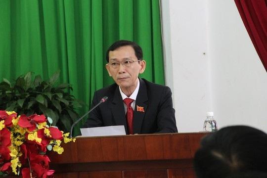 Ông Võ Thành Thống được chính thức phê chuẩn làm Chủ tịch UBND TP.Cần Thơ.