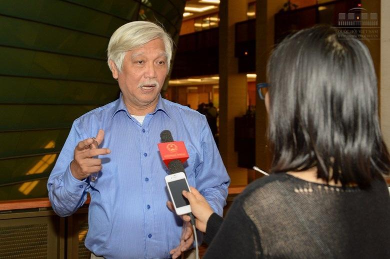 Ông Dương Trung Quốc tham gia Quốc hội đến nay là nhiệm kỳ thứ 4 liên tục.