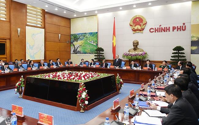 Chính phủ mới kiện toàn cuối nhiệm kỳ Quốc hội khoá XIII với cơ cấu 5 Phó Thủ tướng, 22 Bộ trưởng, Thủ tưởng cơ quan ngang bộ.