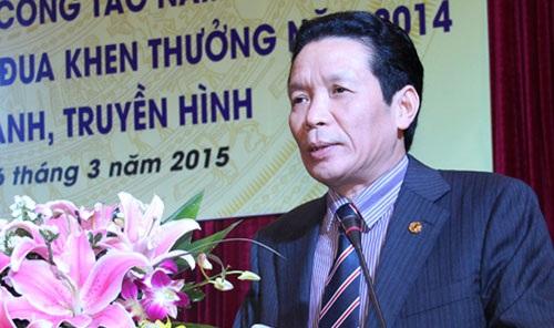 Ông Hoàng Vĩnh Bảo - nguyên Cục trưởng Cục phát thanh, truyền hình và thông tin điện tử trở thành Thứ trưởng Bộ Thông tin - Truyền thông.