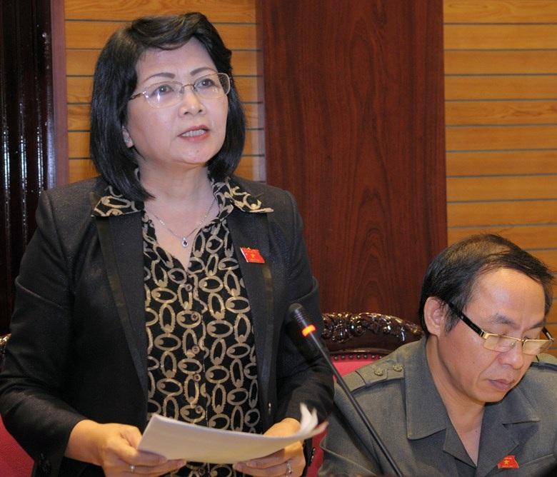 Bà Đặng Thị Ngọc Thịnh là đại biểu Quốc hội các khoá XIII, XIV.