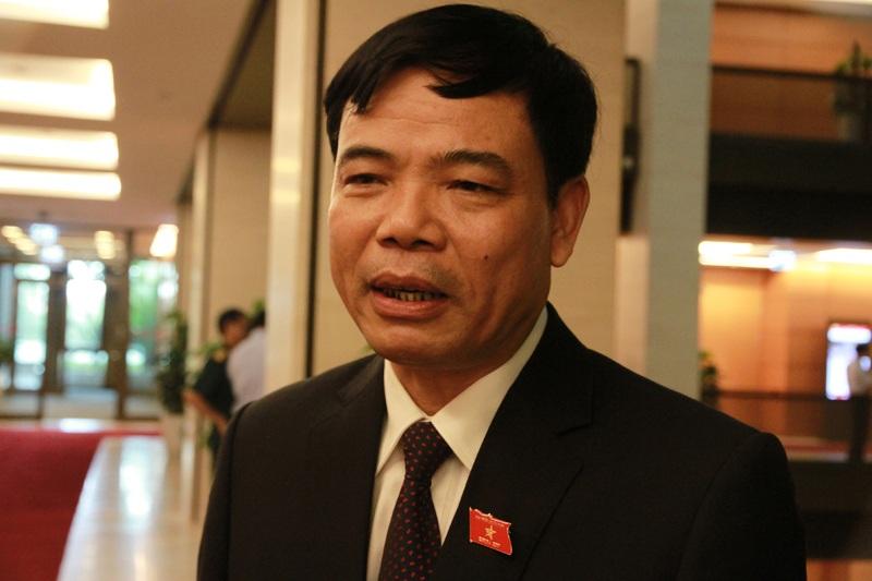 Bộ trưởng Nguyễn Xuân Cường là thành viên mới duy nhất của Chính phủ trong lần bầu, phê chuẩn này.