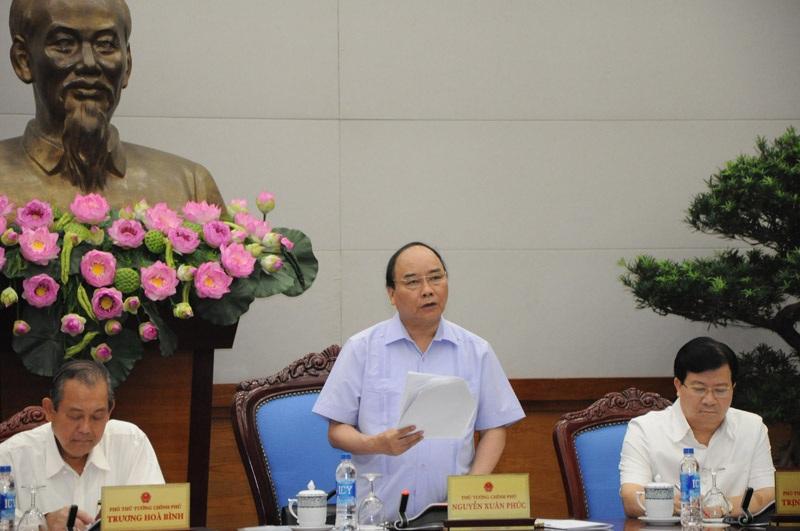 Thủ tướng: Cả hệ thống kiểm soát ở đâu trong vụ Formosa gây ô nhiễm biển?.