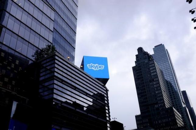 Skype đăng nhập khó khăn trên trên toàn cầu - 1