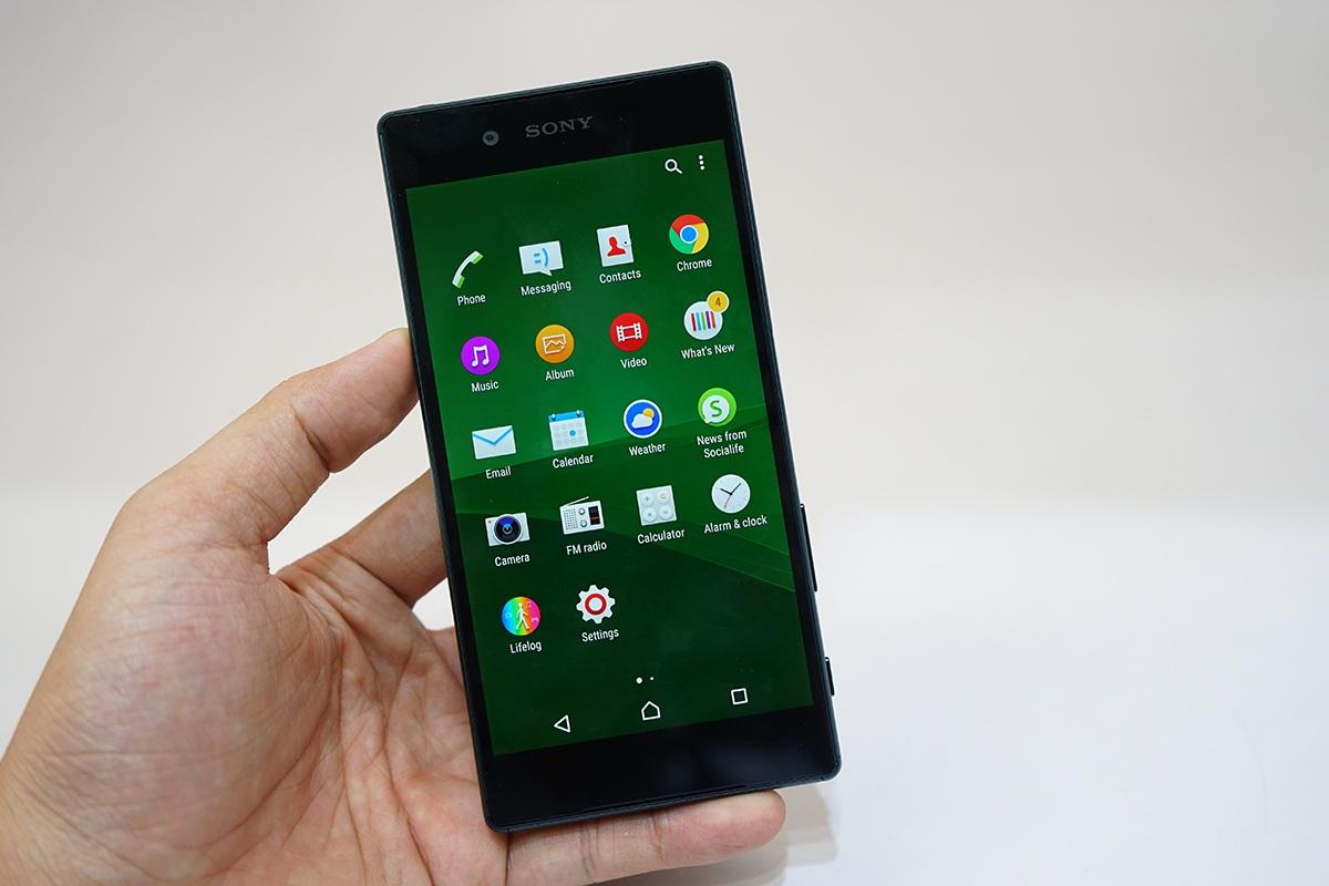 Máy khởi chạy Android 5.1