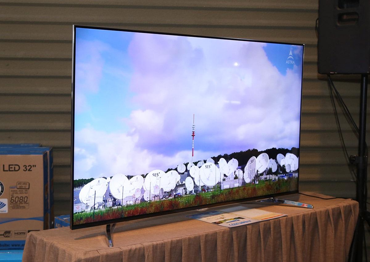 Dòng Smart TV 4K màn hình 65 inch