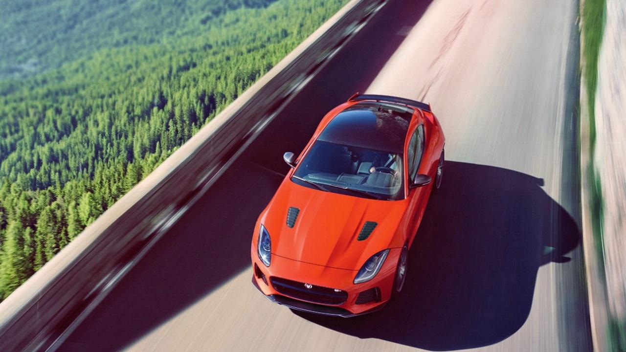 Jaguar F-Type SVR - Mạnh hơn, năng động hơn - 1