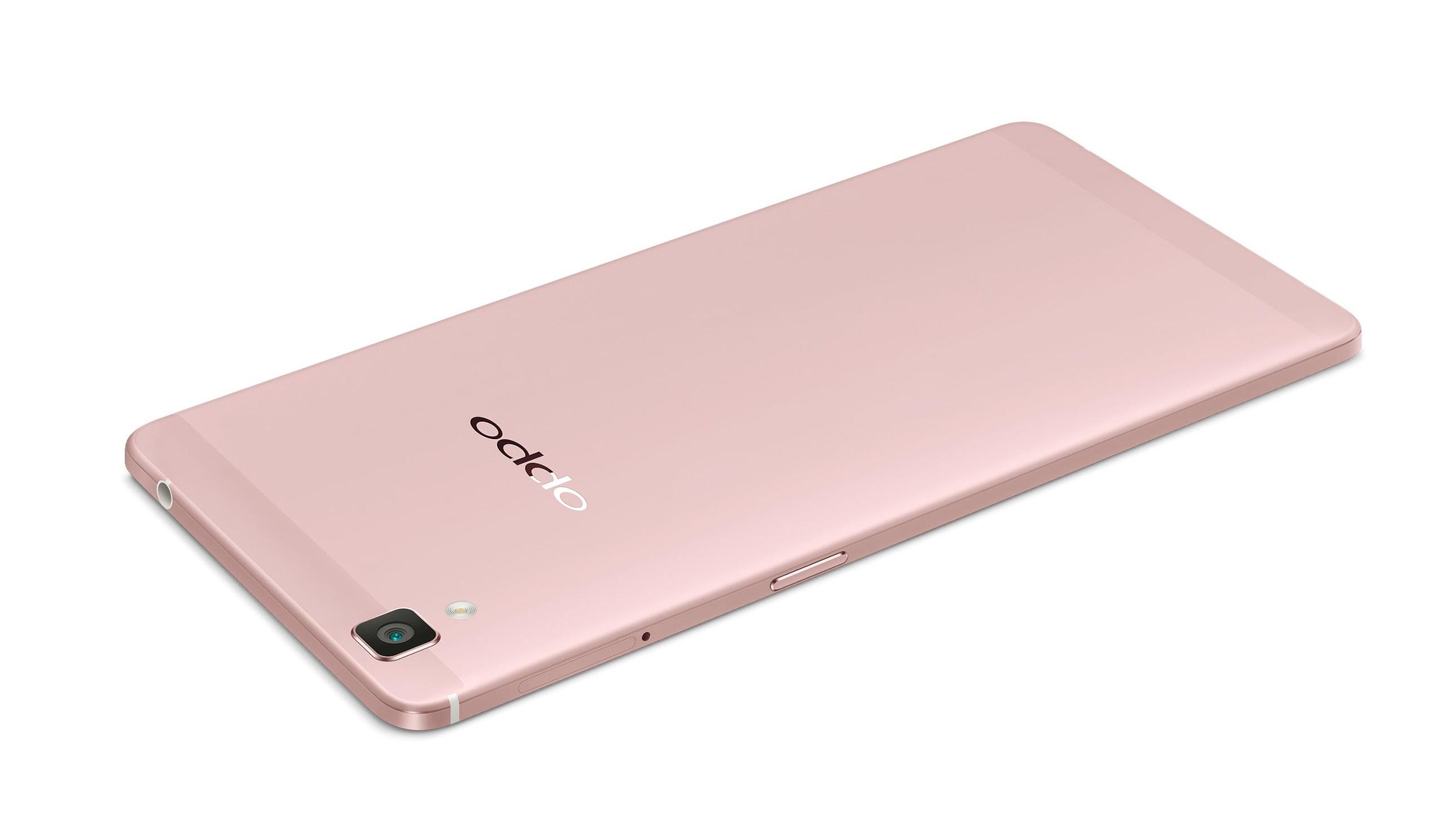 Những mẫu smartphone chính hãng màu hồng cho ngày 8/3 - 3