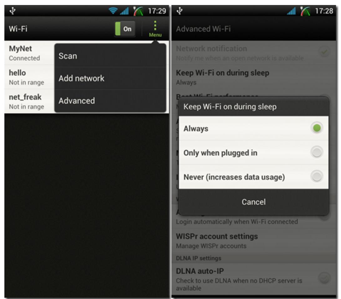 4 cách khắc phục lỗi Wi-Fi thường gặp trên Android | Báo Dân trí
