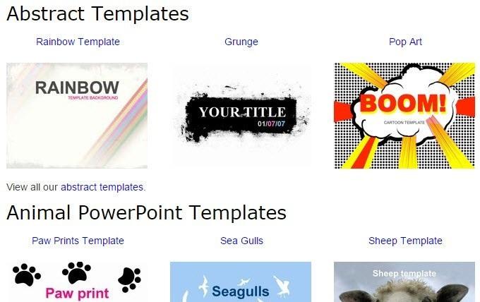 10 trang web hay để tải mẫu Powerpoint miễn phí - 2