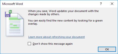 Mẹo chia sẻ tài liệu làm việc bằng file Word với nhiều người - 9