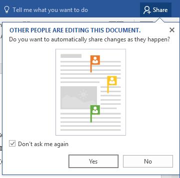 Mẹo chia sẻ tài liệu làm việc bằng file Word với nhiều người - 7