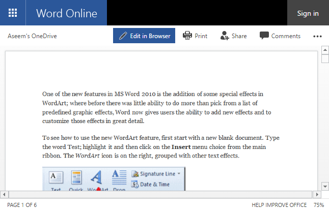 Mẹo chia sẻ tài liệu làm việc bằng file Word với nhiều người - 6