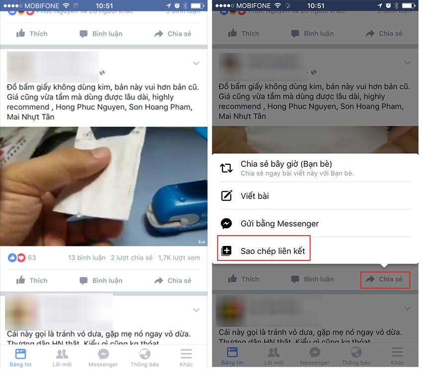 Hướng dẫn tải video Facebook về máy iPhone - 2