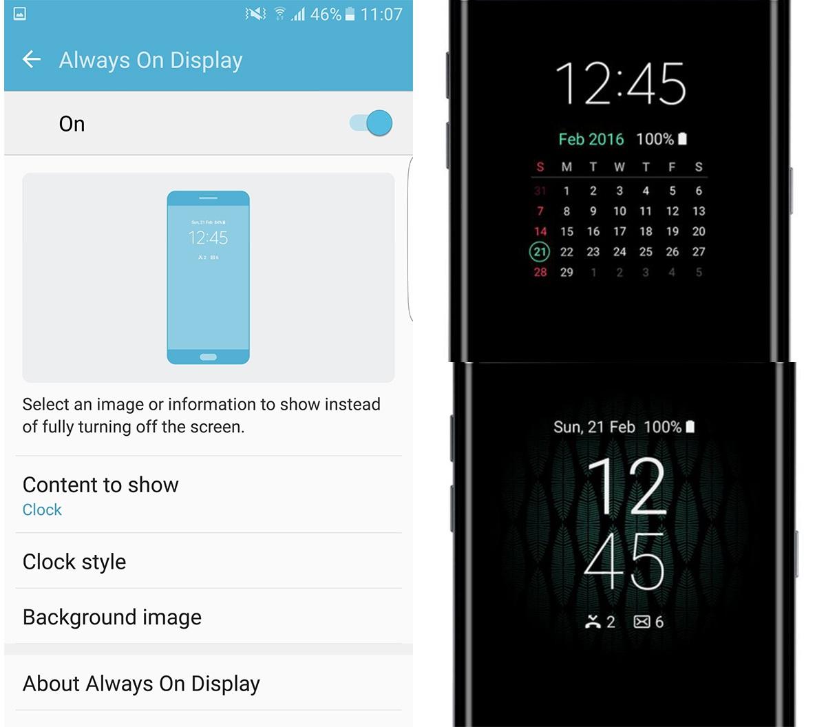 7 mẹo giúp tận dụng các tính năng của Galaxy S7/S7 edge
