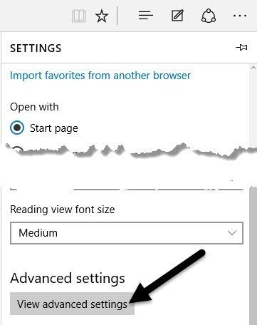 Cách thay đổi công cụ tìm kiếm trên Microsoft Edge sang Google trong Windows 10 - 2