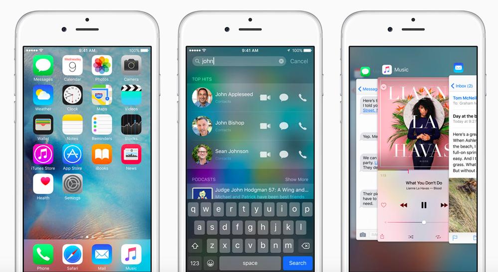 iOS 10 trình làng, hỗ trợ từ iPhone 5 trở lên - 1