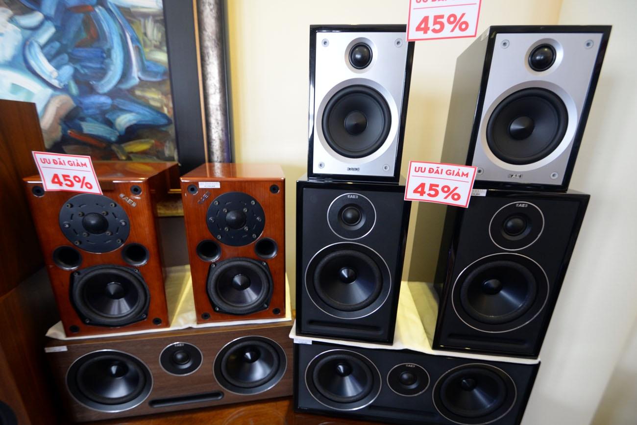 Săn đồ hi-end giảm giá tại Triển lãm thiết bị âm thanh Vietnam AV Show 2016 - 5