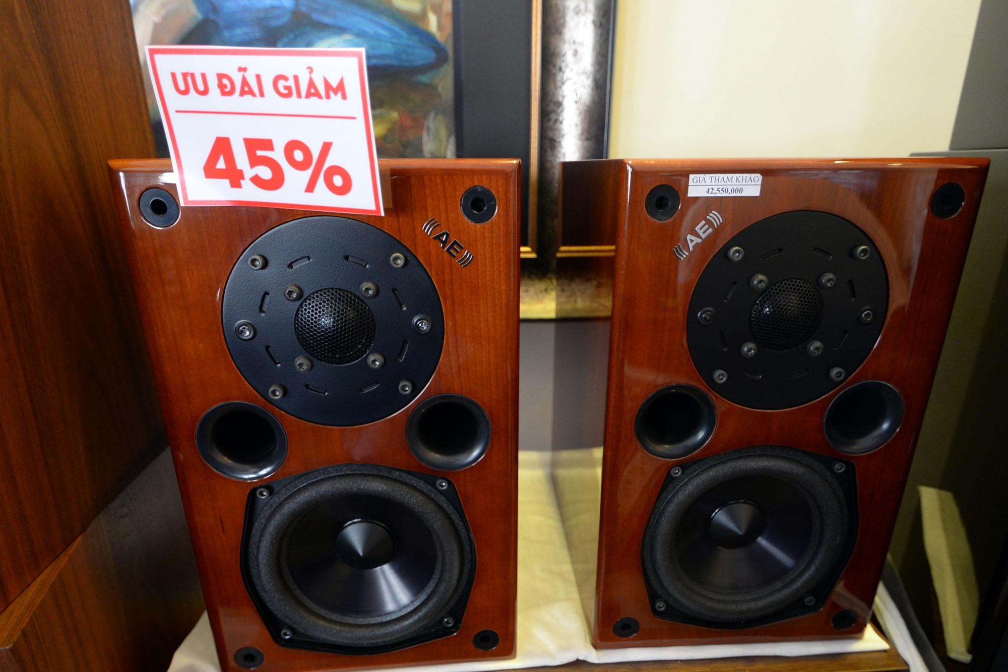 Săn đồ hi-end giảm giá tại Triển lãm thiết bị âm thanh Vietnam AV Show 2016 - 7
