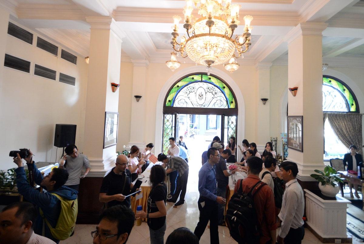 Săn đồ hi-end giảm giá tại Triển lãm thiết bị âm thanh Vietnam AV Show 2016 - 1