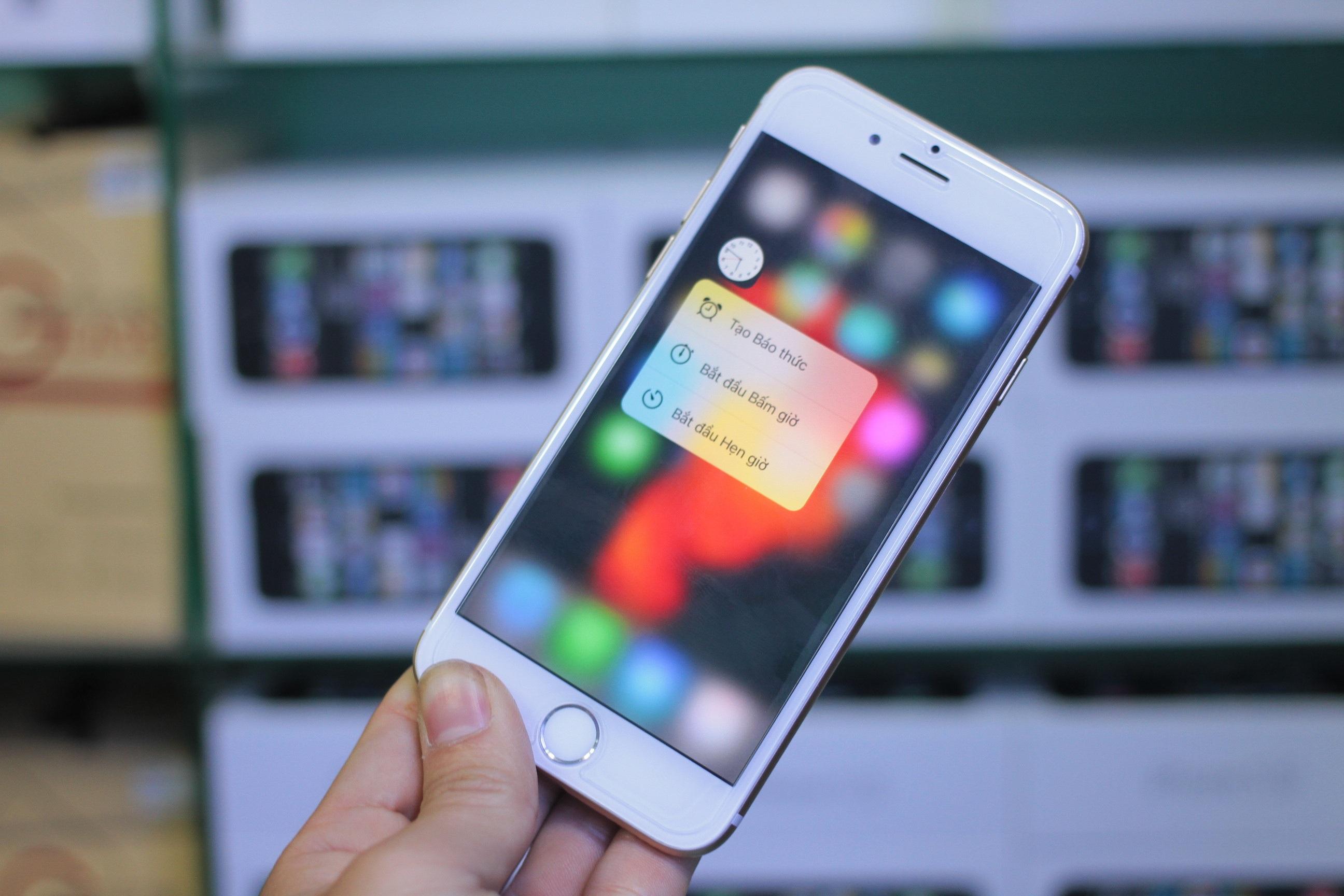 Một chiếc iPhone 6S được độ hoàn hảo từ iPhone 5S