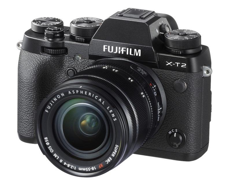 Fujifilm trình làng mẫu máy ảnh không gương lật X-T2 mới - 2