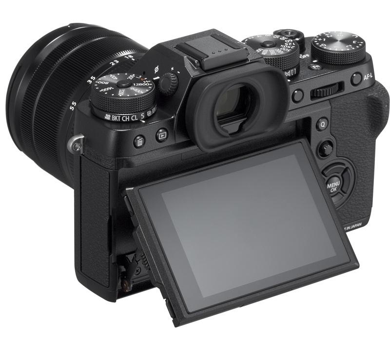 Fujifilm trình làng mẫu máy ảnh không gương lật X-T2 mới - 1