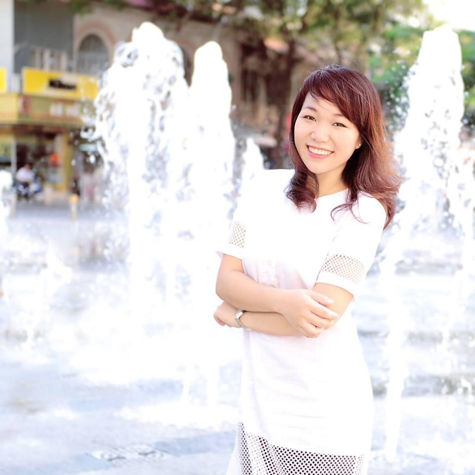 Bạn Nguyễn Ngọc Hiền - Khán giả chiến thắng trong cuộc thi Đậm Tình Miền Trung