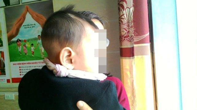 Cử nhân Nguyễn Thị Thanh sống bằng nghề giúp việc nhà hơn một năm nay (Ảnh: Hoài Nam)