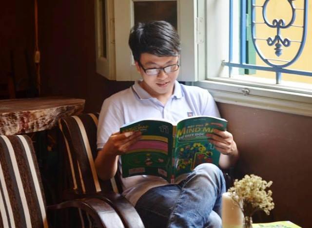 Thầy giáo 8X Trịnh Quỳnh - người kết nối hàng vạn trái tim yêu Văn học trong cả nước