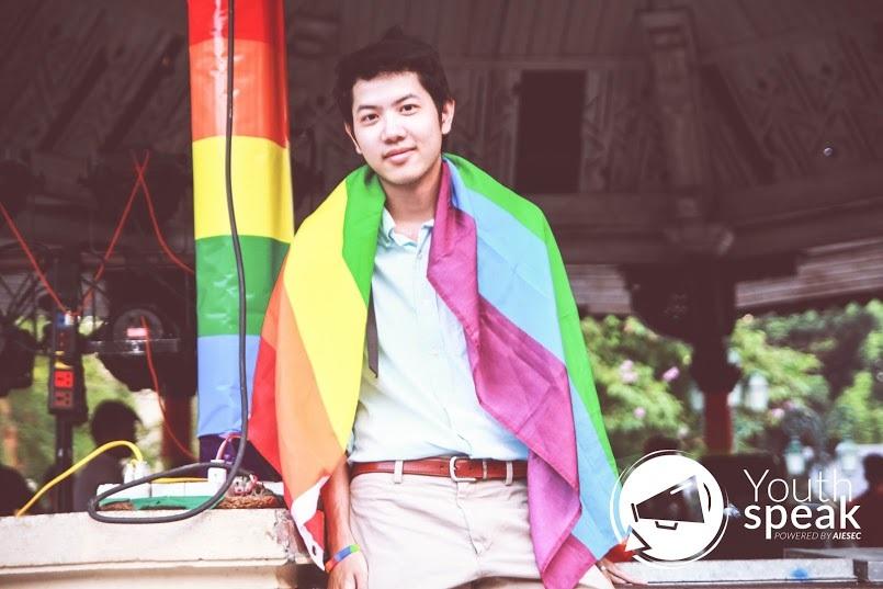 Lương Thế Huy là nhà hoạt động xã hội tích cực có nhiều năm vận động cho bình đẳng và tự do của cộng đồng người đồng tính, song tính và chuyển giới (LGBT) tại Việt Nam. Anh hiện là giám đốc chương trình Quyền LGBT tại viện Nghiên cứu Xã hội, Kinh tế và Môi trường (iSEE). Anh vận động chính sách về quyền LGBT trong quá trình soạn thảo Hiến pháp 2013 (sửa đổi), luật Hôn nhân Gia đình 2014, bộ luật Dân sự 2015…