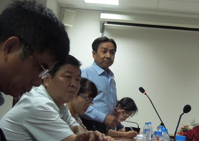 Ông Lê Duy Tân, Trưởng phòng Giáo dục THPT, Sở GD-ĐT TPHCM cho rằng phải phân loại đối tượng trong quản lý dạy thêm học thêm.