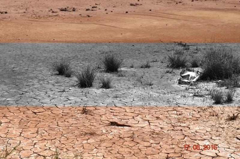 Ám ảnh những bức hình của chàng trai 9X về biến đổi khí hậu ở miền Tây - 12