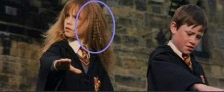 Bắt lỗi cảnh quay trong phim Harry Potter - 4