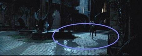Bắt lỗi cảnh quay trong phim Harry Potter - 6