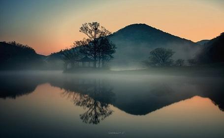 Nao lòng với cảnh thiên nhiên tuyệt đẹp như soi bóng nước gương hồ ở Hàn Quốc - 5