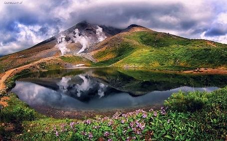 Nao lòng với cảnh thiên nhiên tuyệt đẹp như soi bóng nước gương hồ ở Hàn Quốc - 7