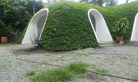 Chỉ mất 3 ngày để dựng lên căn nhà như của người Hobbit - 8