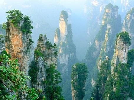 Những địa danh trên Trái Đất đẹp như thuộc về một thế giới khác - 5