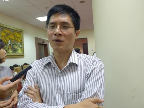 Chuyên gia Đinh Tuấn Minh ( ảnh: BD)