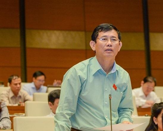 Đại biểu Quốc hội Nguyễn Ngọc Phương (Quảng Bình)