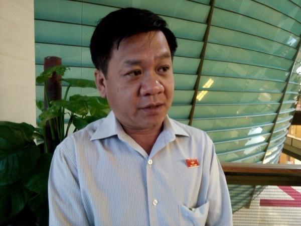 Đại biểu Quốc hội Nguyễn Văn Minh (TPHCM) - ảnh: Bích Diệp
