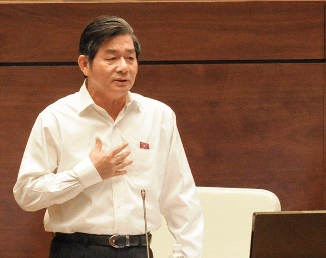"""Bộ trưởng Bùi Quang Vinh: """"Về hưu tôi sẽ đi làm ruộng"""" - 2"""