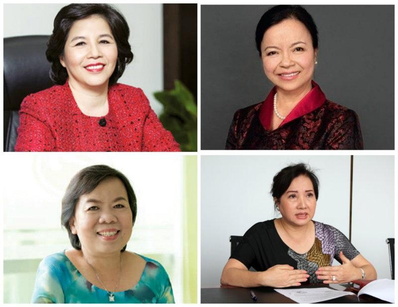 Chân dung những phụ nữ giàu có và quyền lực nhất thị trường chứng khoán Việt Nam