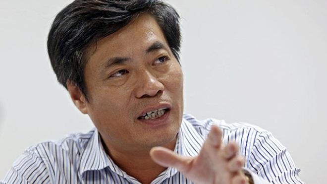 Ông Trương Hùng Long - Cục trưởng Cục Quản lý nợ và tài chính đối ngoại (Bộ Tài chính)